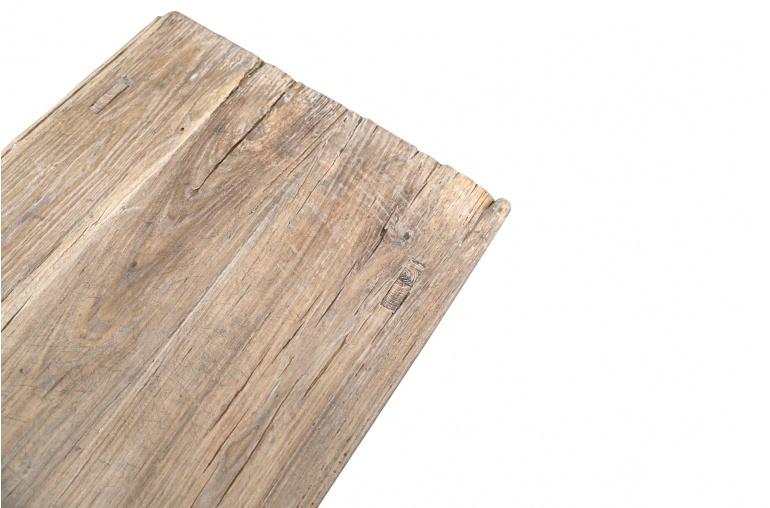 Snowdrops Copenhagen Coffee table lounge - raw wood - 92x48xh23cm - Unique item