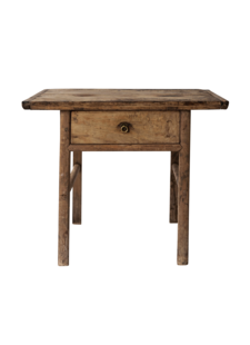 Snowdrops Copenhagen Console table / Desk - recycled wood - 110xh75cm