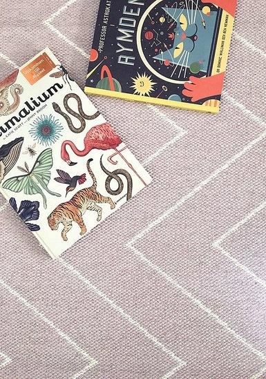 Brita Sweden Outdoor rug - dusty pink - 150x200cm - Brita Sweden