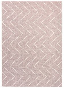 Brita Sweden Outdoor rug - dusty pink - 150x200cm - Brita Sweden