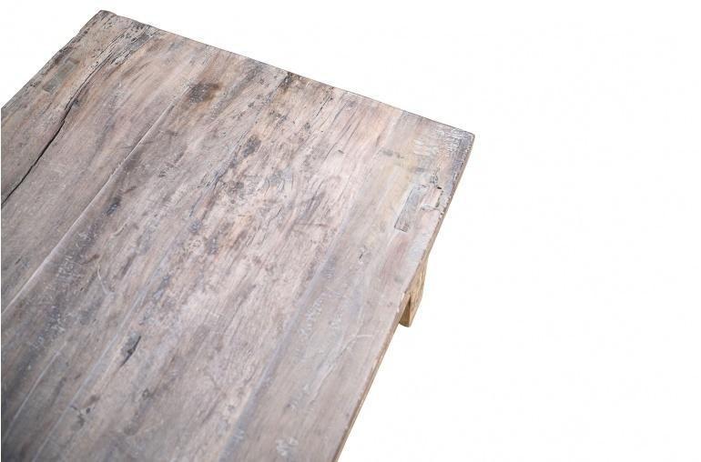 Snowdrops Copenhagen Coffee table lounge - raw wood - 107x66xh43cm - Unique item