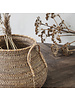 House Doctor Basket Azeema in rattan - Ø50xH39cm - natural - House Doctor