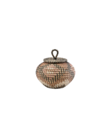 Bloomingville Basket Tau - Ø20xH15cm - natural - House Doctor