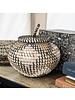 House Doctor Basket Tau - Ø20xH15cm - natural - House Doctor