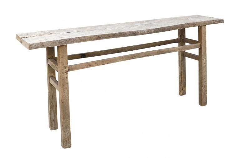 Petite Lily Interiors Console table Vintage - 175x35xh78cm - unique product