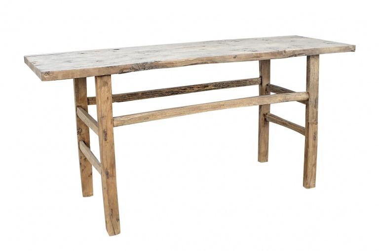 Petite Lily Interiors Console table Vintage - 185x59xh89cm - unique product
