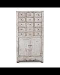 Petite Lily Interiors Armoire médicale vintage - 91x51xh176cm - unique piece