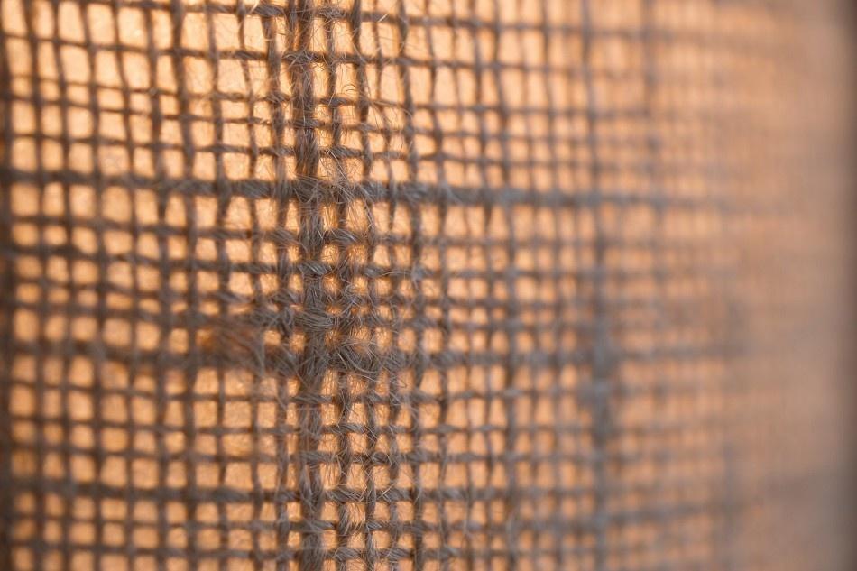 Petite Lily Interiors Table Lamp Tribal Linen - ceramic / linen - Ø26x59cm