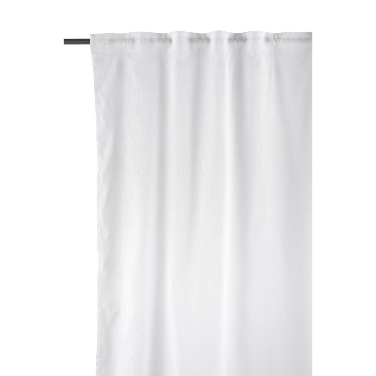 House Doctor Lot de 2 Rideaux lin - blanc - 150x300cm - House Doctor