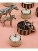 Doing Goods Boîte à bijoux circus - blanc - Ø5xh5cm - Doing Goods