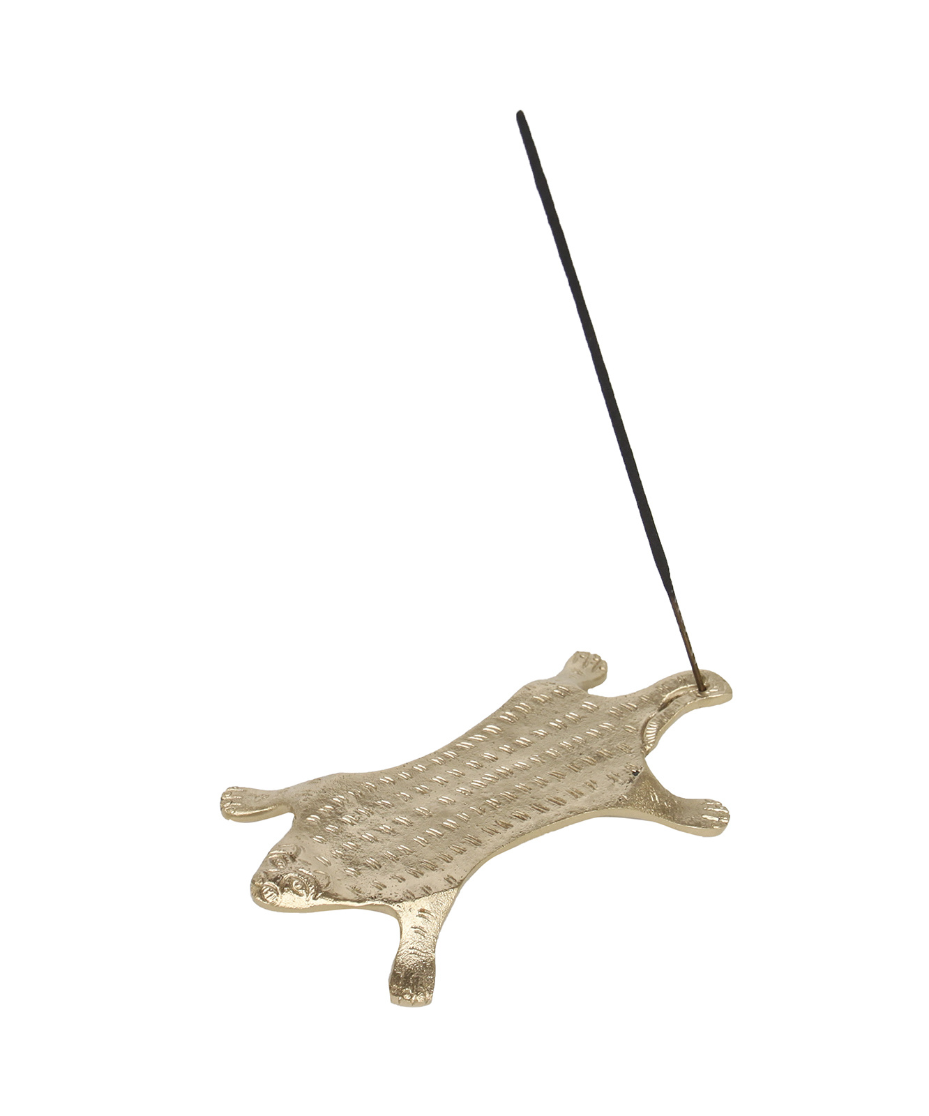 Doing Goods Tiger incense holder - 14x8x1.5 cm - Doing Goods