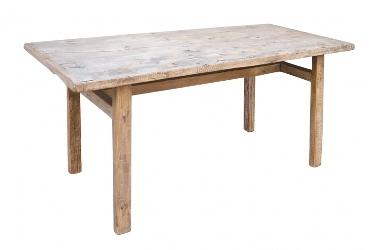Petite Lily Interiors Dining room table - Walnut - 168x84xH78cm - unique piece