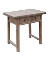 Snowdrops Copenhagen Console table / Desk - raw wood - 89x56x86cm
