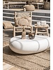 Bazar Bizar The High Gloss Coffee Table - white - indoor and outdoor - 110x80xh35cm