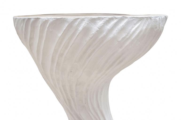 Petite Lily Interiors Table à café Arbre - 40x37xh61,5cm - bois blanc