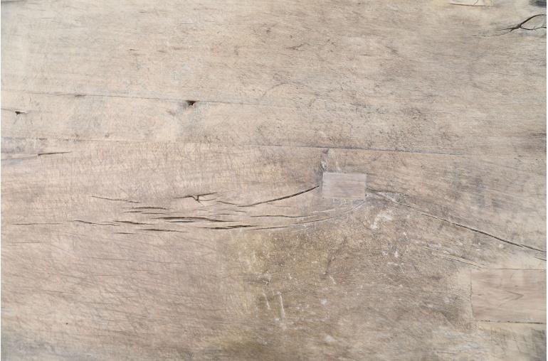 Petite Lily Interiors Raw wood coffee - 122x57xh41cm - Walnut
