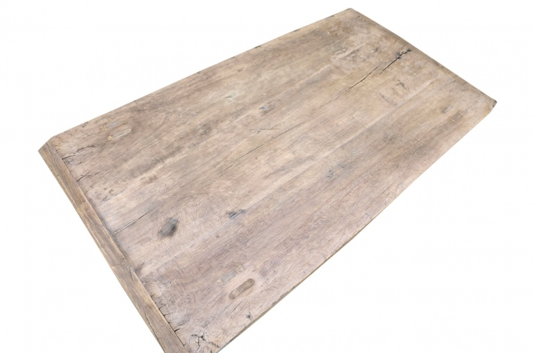 Snowdrops Copenhagen Coffee table lounge - raw wood - 109x59xh41cm - Unique item