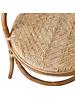 Affari of Sweden Rattan chair RIVIERA - Natural - W51xD52xH47/90cm