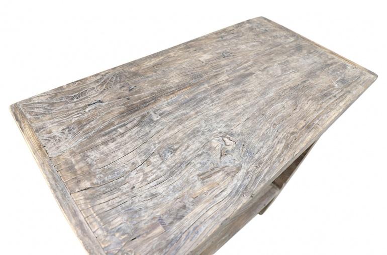 Petite Lily Interiors Console table Vintage - 90x48xh80cm - unique product - elm wood