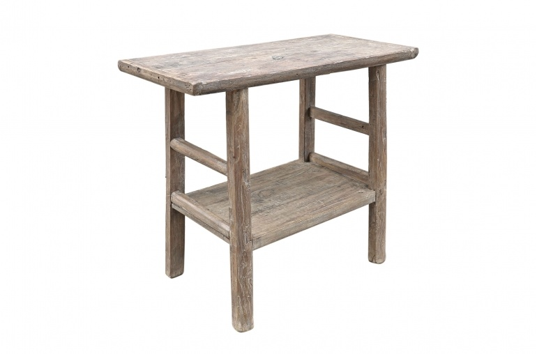 Petite Lily Interiors Console table Vintage - 95x45xh84cm - unique product - elm wood