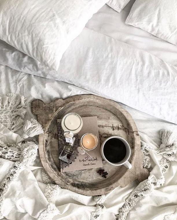 Petite Lily Interiors Indian bowl/tray vintage - naturel - L33xH5cm - Unique Item