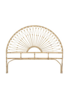 Bloomingville Bohemian Headboard rattan - Natural - L180xH140 - Bloomingville