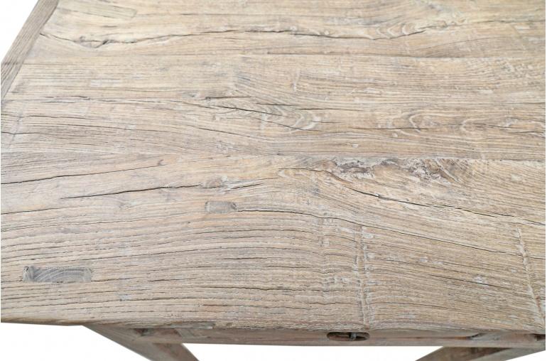 Petite Lily Interiors Console table / Desk - recycled wood - 97x57x80cm - unique piece