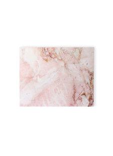HK Living marble cutting board pink polished - HK Living