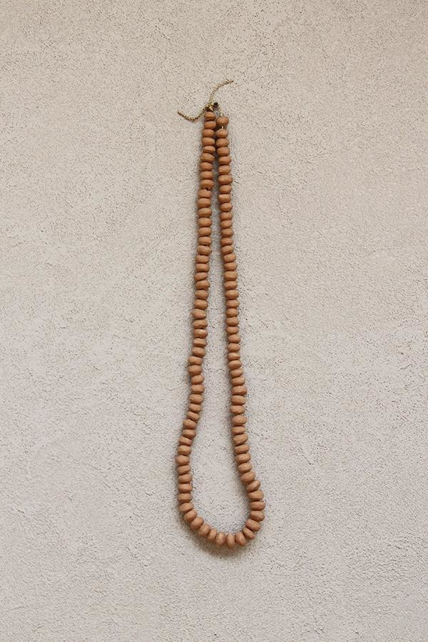 the dharma door  Decorative Clay Beads - Large - 150cms Loop - TheDharmaDoor