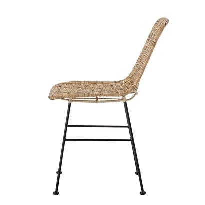Bloomingville Rattan chair 'Kitty' - Natural - Bloomingville