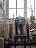 Bloomingville Side table / Stool - black - 40xH45cm - Bloomingville