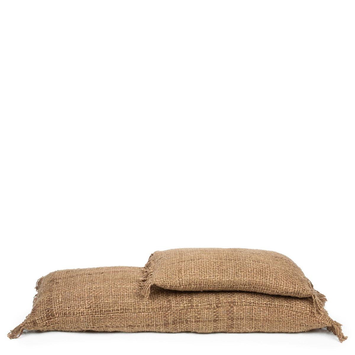 Petite Lily Interiors Cushion Boho - Brown / Natural - L100xW35cm