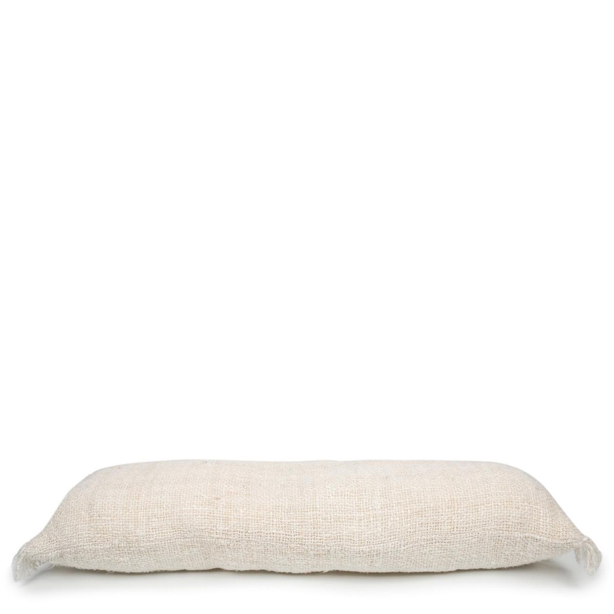 Petite Lily Interiors Cushion Boho - Cream - L100xW35cm