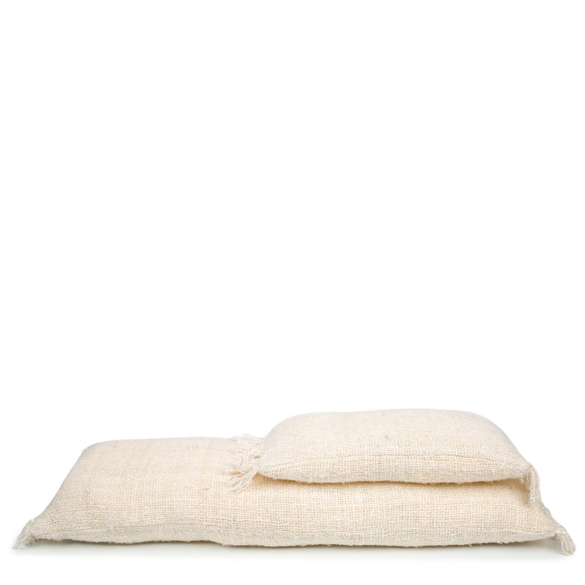 Bazar Bizar Cushion Boho - Cream - L100xW35cm