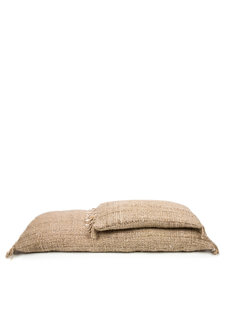 Petite Lily Interiors Cushion Boho - Beige - L100xW35cm