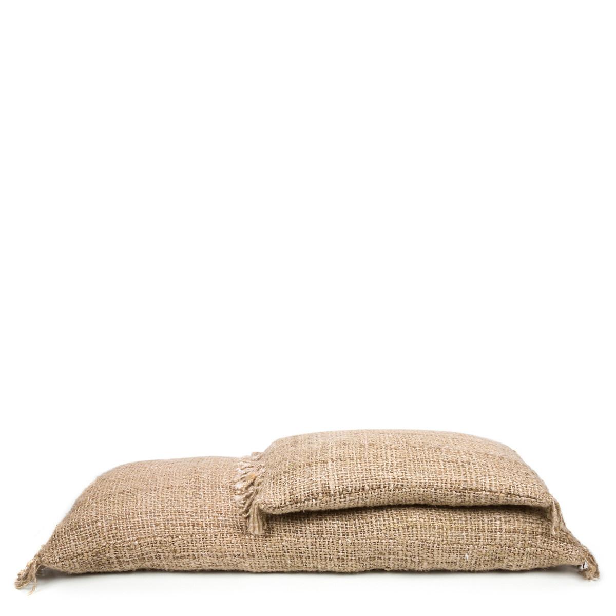 Bazar Bizar Cushion Boho - Beige - L100xW35cm