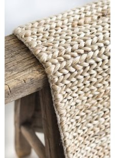 Tell me more Hemp Rug - nature - 200x300 - Tell Me More