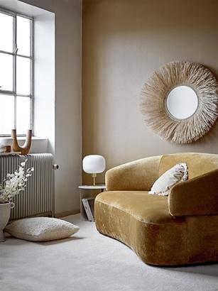 Bloomingville Cushion - blanc - L50xW50 - Bloomingville