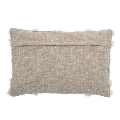 Bloomingville Cushion - natural - L60xW40  - Bloomingville