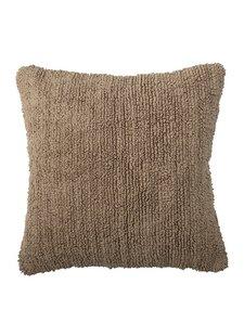 Bloomingville Cushion - brown - L45xW45cm - Bloomingville