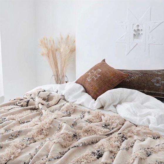Tons chauds Terracotta aux couleurs automnales dans un style éthique! Vu sur Pinterest