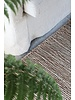 Tell me more Hemp Rug SUMAK - nature - 170x240cm - Tell Me More