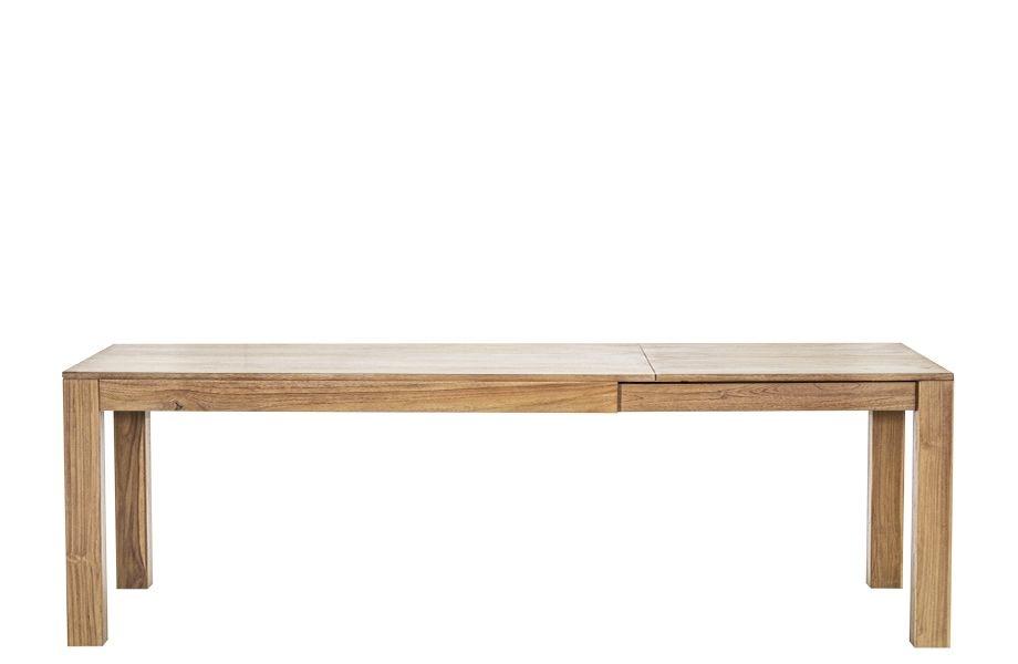Dareels Table de salle à manger - 180-260cm - Dareels