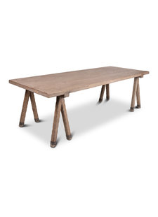 Petite Lily Interiors Dinning table teak - 260x100xh77cm