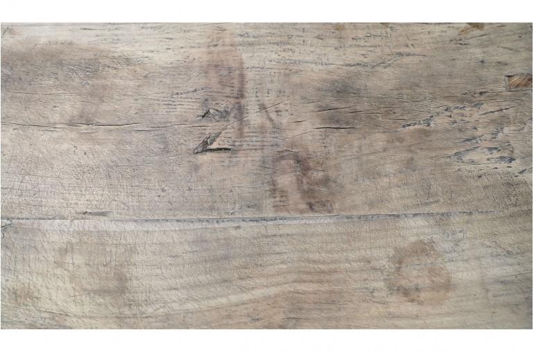 Snowdrops Copenhagen Coffee table vintage Elm Wood - L121x60xh42cm - unique piece