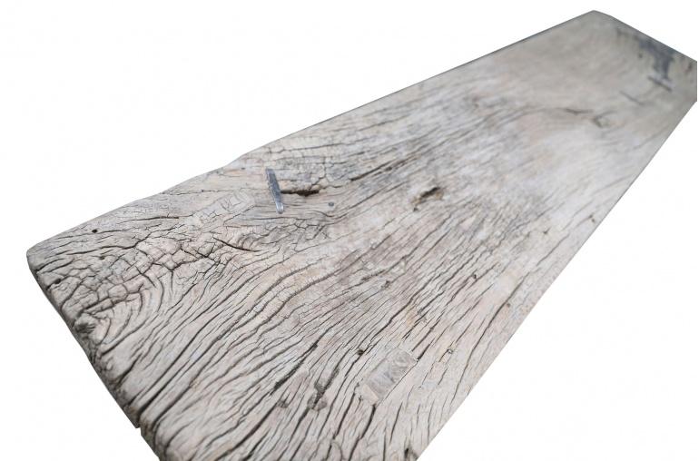 Petite Lily Interiors Console table Vintage - L163x49xh78cm - unique product - elm wood
