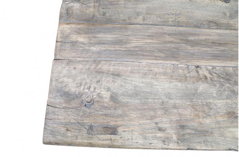 Snowdrops Copenhagen Coffee table KANG - Elm wood - L74x46xh28 - Unique piece