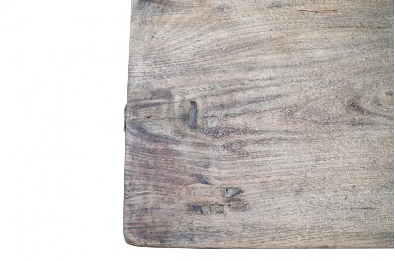 Snowdrops Copenhagen Coffee table KANG - Elm wood - L80x50xH25cm - Unique piece
