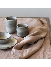 Tell me more Set of 6 cups small Stoneware - Ø7,5xH8cm