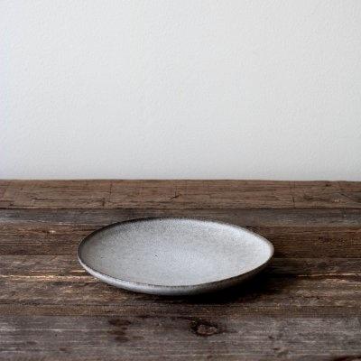 Tell me more Lot de 6 Assiettes grès 'Bon' style Ethnique - Ø17cm